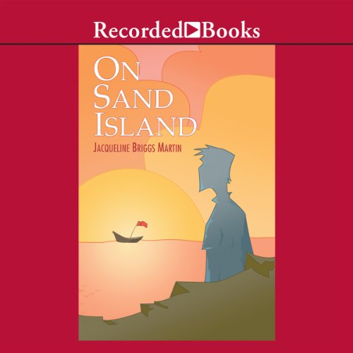 On Sand Island audiobook cover art