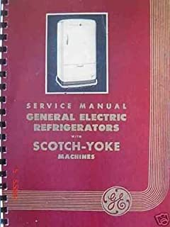 ge fridge service manual