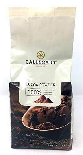 Callebaut - 100% Poudre de Cacao Pur 1kg