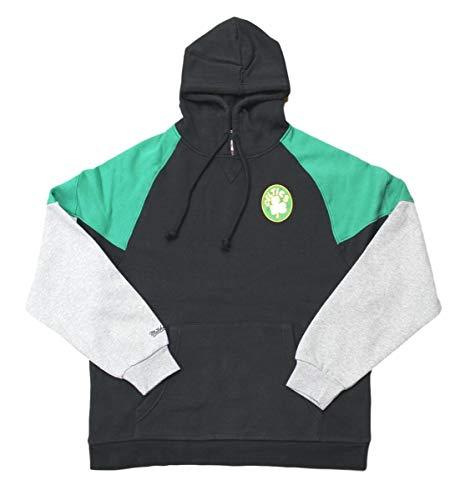 Mitchell & Ness Boston Celtics Mens Trading Block Hoody (Large)