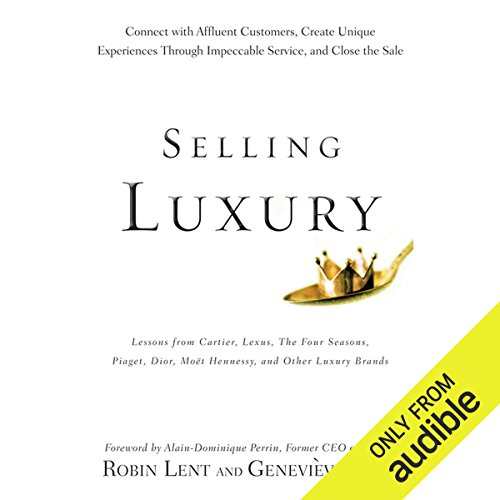 Selling Luxury audiobook cover art