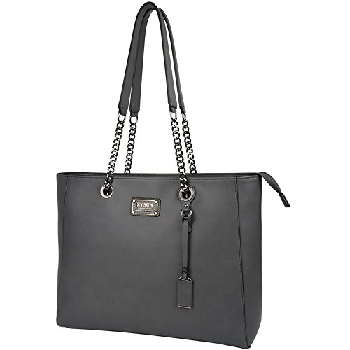 ZYSUN Laptop Tote Bag Fits Up to 15.6 IN Wonderful Gifts for...
