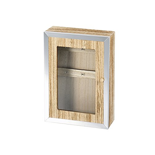 Schl/üsselkasten Holz//Metall 20