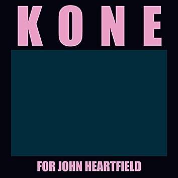 For John Heartfield