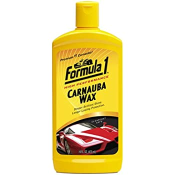 Formula 1 Carnauba Liquid Wax (473 ml)