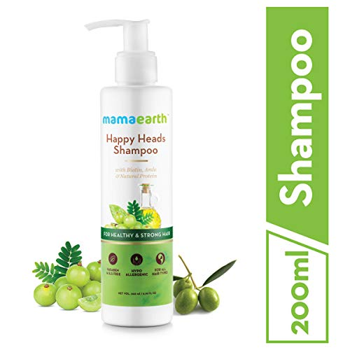 Best mamaearth shampoo Review
