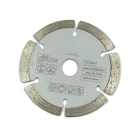 SANKUAI 1PC 85 x 10mm Diamond Circular Scie Scie...