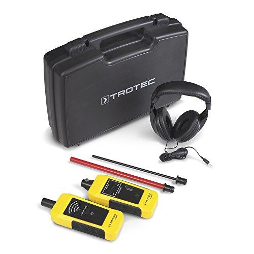 TROTEC Ultraschall-Messgerät SL800 mit Luft-/Körperschallsonde zur Leckageortung/Lecksuche
