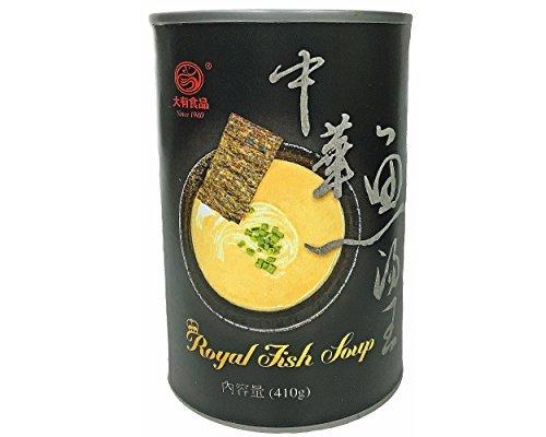 ロイヤルフィッシュスープ 410g 魚の栄養、旨みを特濃濃縮 スープやお料理に魚介の旨みと栄養を 出汁のかわりに鍋のスープや味噌汁にも シーフードカレー、パスタ、グラタンなど