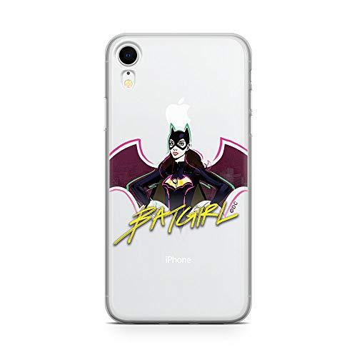 Estuche para iPhone XR DC Bat Girl, Original con Licencia Oficial, Carcasa,...