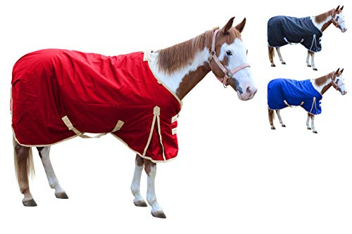 Derby Originals Classic 420D Water Resistant Winter Horse Stable Blanket 300g Heavy Weight