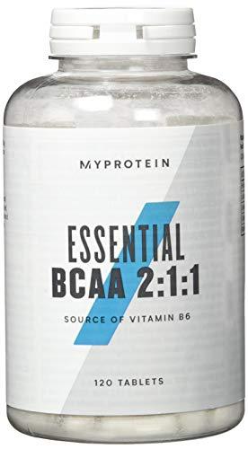 Myprotein BCAA 1500-120 Tabletten, 1er Pack (1 x 181 g)