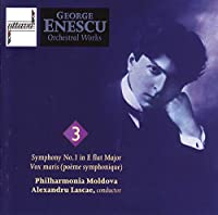 Enescu:Orchestral Works 3