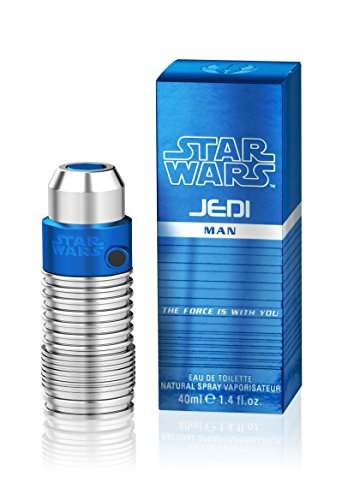 Star Wars Jedi Eau de Toilette, 1er Pack (1 x 40 ml)