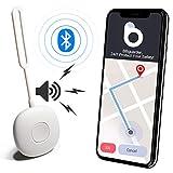 Bokdan – Alarma personal antialteración de 120 Decibelios, pulsera de alarma de defensa con señal SOS Bluetooth, arma de defensa para mujer, niño, edad