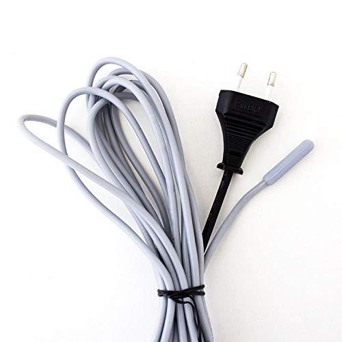 Heizkabel - 50 W / 6 m Silikonheizkabel, Heat Cable, 50 Watt Terrarium Heizung