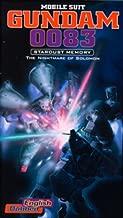 Gundam 0083 - The Nightmare of Solomon Vol. 5 VHS