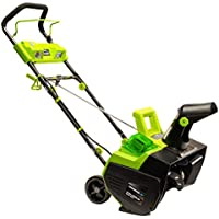 Earthwise Cordless Electric Snow Thrower