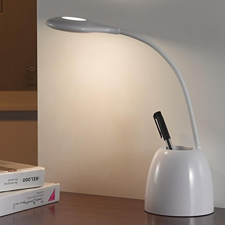 LED-creative light touch pen holder Tischlampe mit verstellbaren laden Studentenwohnheim lesen zu lernen Schlafzimmer Nachttisch