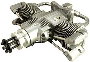 Saito Engines 100cc 4-Stroke Twin-Cylinder FG-100TS Gasoline Engine, SAIEG100TS