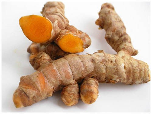 Fresh Thai Turmeric Root 200g