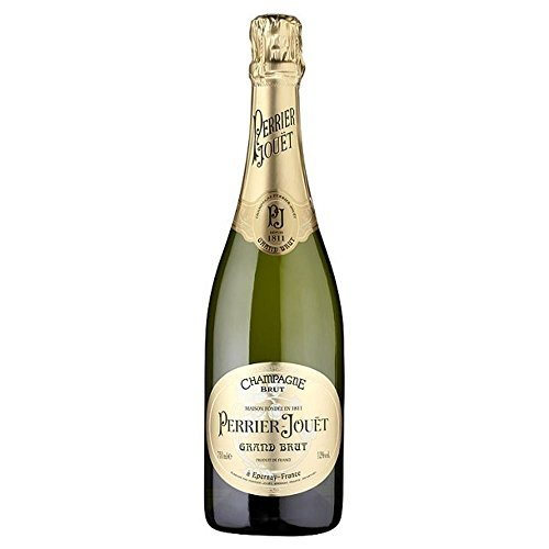 Perrier Jouet Groß Brut Champagne NV 75cl - (Packung mit 6)