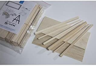 Amazon.es: madera balsa para maquetas