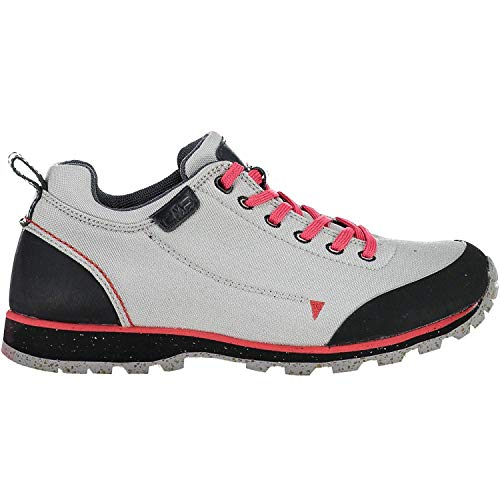 CMP Wanderschuhe Outdoorschuh Elettra Low WMN Cordura Hiking Shoes grau Textil