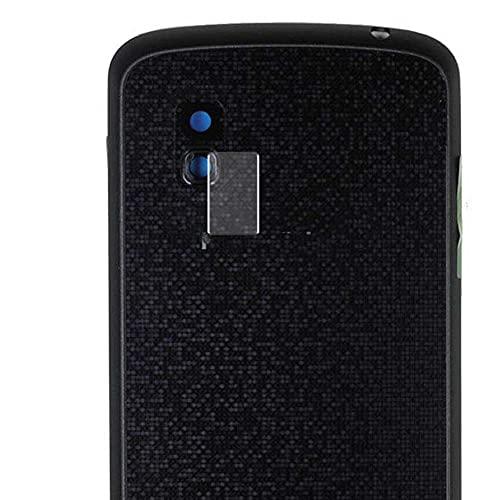 Vaxson 2 Stück Schutzfolie, kompatibel mit Google Nexus 4 Nexus4 LGE960 Kamera TPU Folie Rückseitige Kameraobjektiv [nicht Panzerglas Bildschirmschutzfolie Hülle Hülle ]
