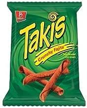Barcel Takis Crunchy Fajita 4 Oz Pack of 8