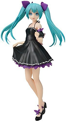 Sega Project Diva Arcade Future Tone Hatsune Miku Super Premium Action Figure Innocent, 8.6