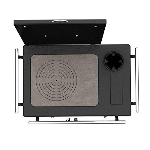 OUTBACK CHEF WOOD BURNING COOKSTOVE