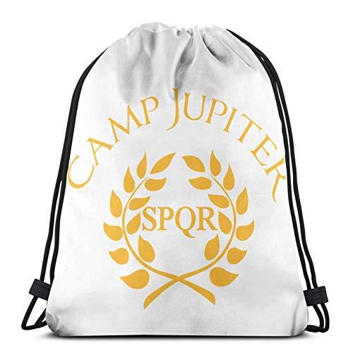 Camp Jupiter Logo Pullover Hoodie -£¨1£ Drawstring Bag Sports Fitness Bag Travel Bag Gift Bag