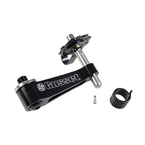 Gusset Squire chain tensioner, black