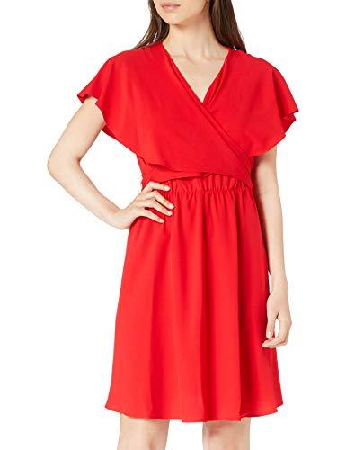 Naf Naf LAVOLANT R1 Vestido de cctel, túnez (AABN), 40 para Mujer