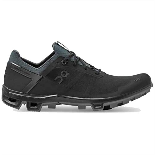 On Running M Cloudventure Peak, color Negro, talla 41 EU