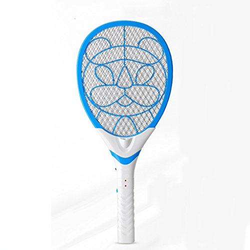 YLLXX Recargable Mosquito Asesino Batería Tipo Hogar Led Luces Swatter Manta Mosquitera...