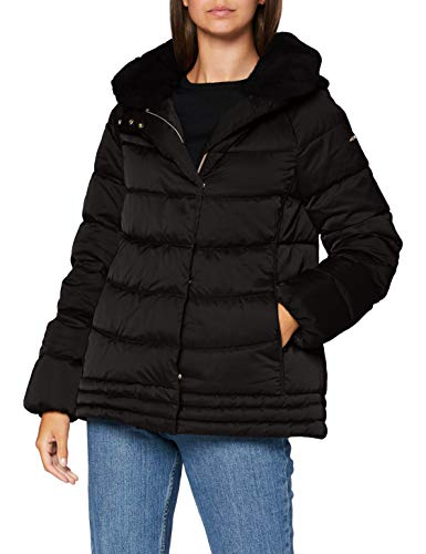 Pepe Jeans W CHLOO Parka, Nero, 46 Donna