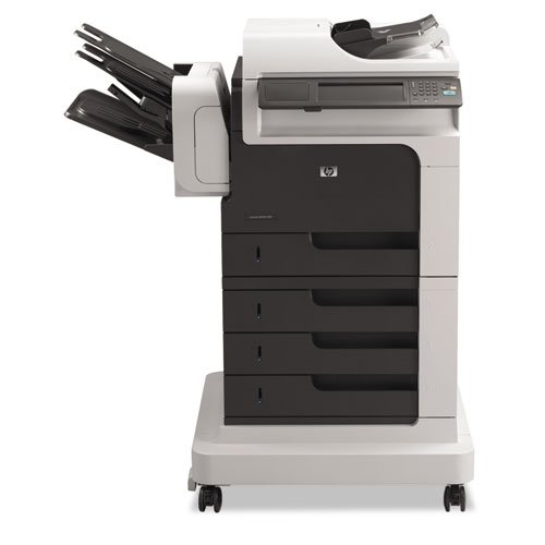 Buy HP - Laserjet Enterprise M4555fskm MFP Laser Printer, Copy/Fax/Print/Scan CE504A (DMi EA