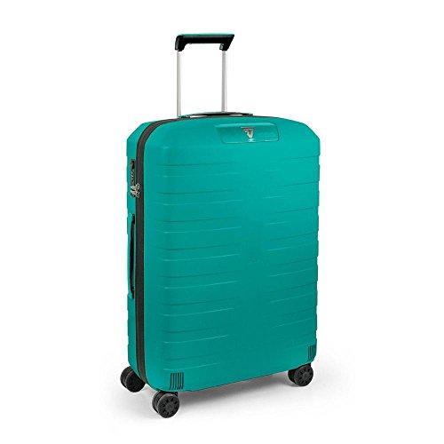 Roncato Box - Maleta de 4 ruedas, 69 cm blau, navy