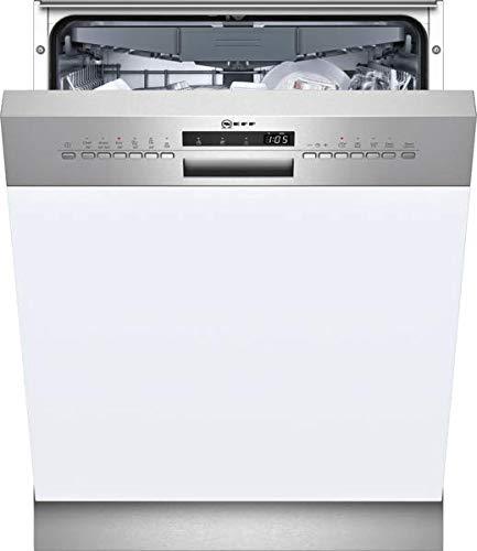 NEFF S413N60S3E Geschirrspüler integrierbar N50/ 60 cm / A++ / Oberkorb mit RackMatic / VarioSpeed Plus / 6 Programme