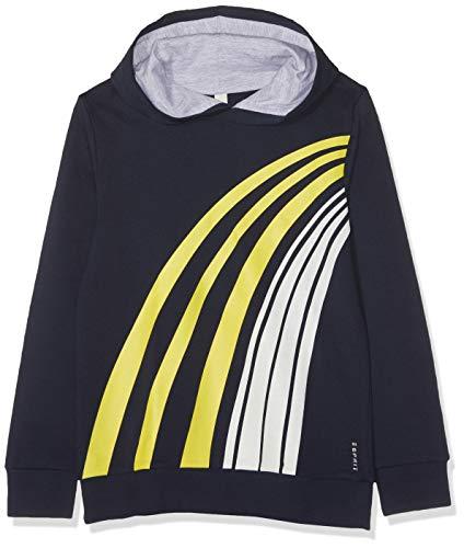 ESPRIT KIDS Jungen Sweatshirt, Blau (Navy Blue 470), 140 (Herstellergröße: S)