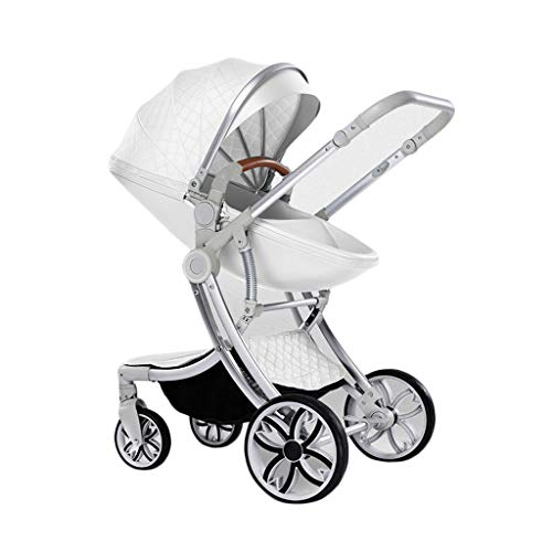 Purchase Strollers Baby Stroller High Landscape Bed Dual-use Can Sit Down Fold Light andTwo-Way Easy...