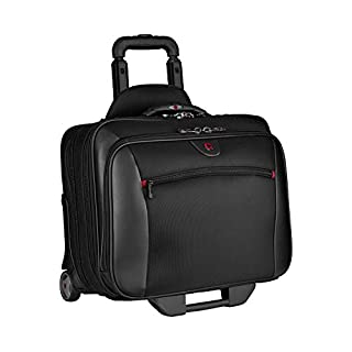 WENGER SwissGear Potomac Comp Roller Double Gusset (B002USMTWC)   Amazon price tracker / tracking, Amazon price history charts, Amazon price watches, Amazon price drop alerts