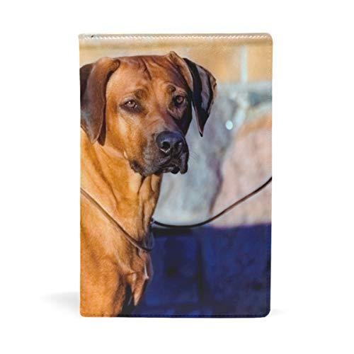 Rhodesian Ridgeback Notizbuch mit Hundemotiv, A5