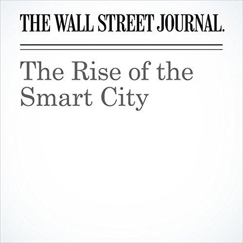 The Rise of the Smart City copertina