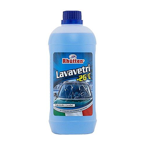 Rhütten 180746 Lavavetri Antigelo-26° concentrato, 1L