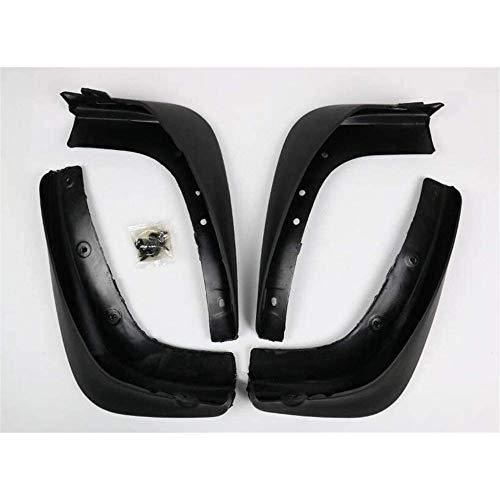 ZWWZ Auto Juego de Guardabarros Flaps de Barro para NIS-San Li-Vina 2007 2008 2009 2010 2011, Anti Suciedad Proteccion Styling Accessories(4Pcs)
