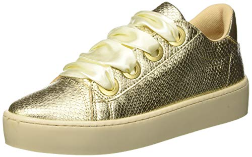 Guess Urny, Sneaker Donna, Grigio Plati, 40 EU