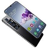 Smartphone, Velho homem inteligente celular, telefones celulares infantis, adultos, r11 pro, 10 núcleos 6,8 polegadas HD 1440 * 3200, 5G, 4GB + 256GB 24MP + 48MP, bateria 5000mAh, Android 10.0